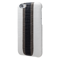 GRAMAS Meister Leather Case MI8105FSWH for iPhone 6