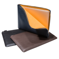 GRAMAS Meister Leather Sleeve Case MI8305MA13 for MacBook Air 13inch