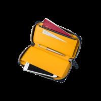 GRAMAS SingleZip Organizer Wallet GOG816