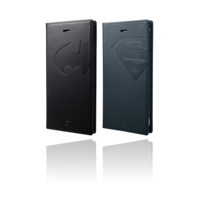 GRAMAS Full Leather Case BATMAN / SUPERMAN GLC636P for iPhone 7 Plus