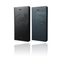 GRAMAS Full Leather Case BATMAN / SUPERMAN GLC626 for iPhone 7