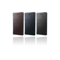 GRAMAS Meister Book Lizard Leather Case MLC-90277 for iPhone 8 Plus/7 Plus/6s Plus/6 Plus