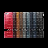 GRAMAS Meister Crocodile Leather Case MSC-90217 for iPhone 8 Plus/7 Plus/6s Plus/6 Plus