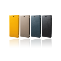 GRAMAS Italian Genuine Leather Book Case GLC-73118 for Xperia™ XZ3